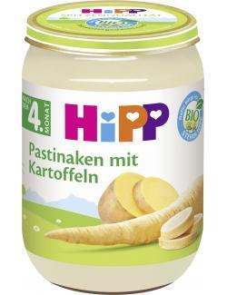Hipp Pastinaken mit Kartoffeln