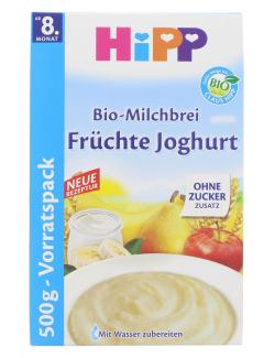 Hipp Bio-Milchbrei Früchte Joghurt