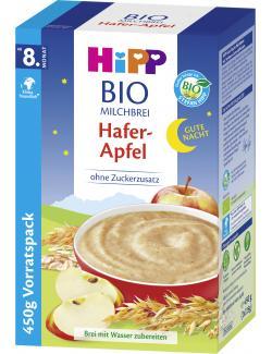 Hipp Bio-Milchbrei Hafer-Apfel