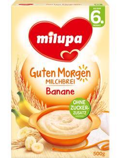 Milupa Guten Morgen Milchbrei Banane (500 g) - 4008976071891