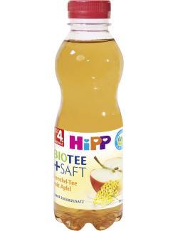 Hipp Bio Tee & Saft Fenchel-Tee mit Apfel