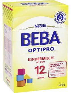 Nestlé Beba Kindermilch ab dem 12. Monat (2 x 300 g) - 7613032773915