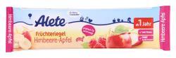 Alete Früchteriegel Himbeere-Apfel (25 g) - 4251099603788