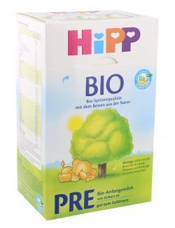 Hipp Bio Anfangsmilch PRE