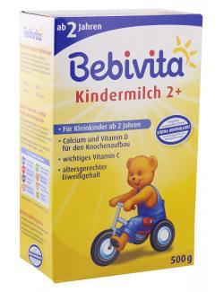 Bebivita Kindermilch 2+ (500 g) - 4018852013426