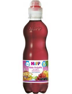 Hipp Rote Früchte Bio Schorle