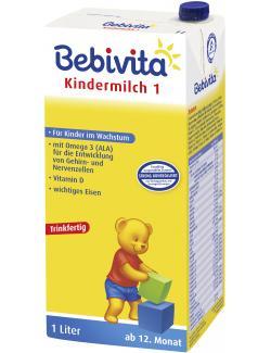 Bebivita Kindermilch 1 ab dem 12. Monat