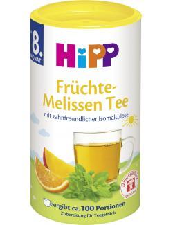 Hipp Früchte Melissen Tee (200 g) - 4062300203297