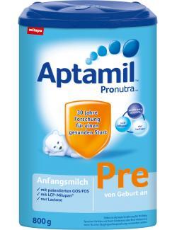 Milupa Aptamil Pronutra Pre Anfangsmilch (800 g) - 4008976022350