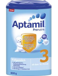 Milupa Aptamil 3 Folgemilch (800 g) - 4008976022343