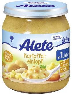 Alete Kartoffeleintopf (250 g) - 4251099601180