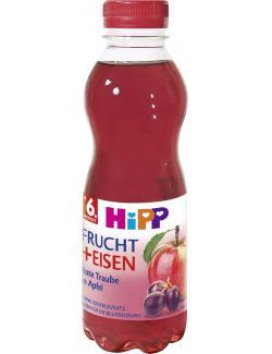 Hipp Frucht + Eisen Rote Traube in Apfel