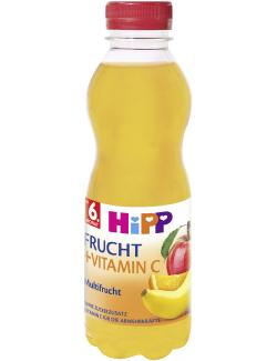 Hipp Frucht + Vitamin C Multifrucht (500 ml) - 4062300249790