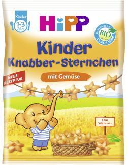 Hipp Kinder Knabber Sternchen mit Gemüse