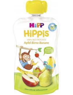 Hipp Hippis Apfel-Birne-Banane