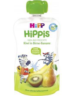 Hipp Hippis Kiwis in Birne-Banane
