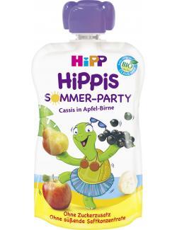 Hipp Hippis Cassis in Apfel-Birne (100 g) - 4062300270237