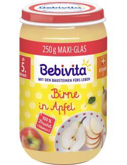 Bebivita Früchte Williams-Christ-Birne