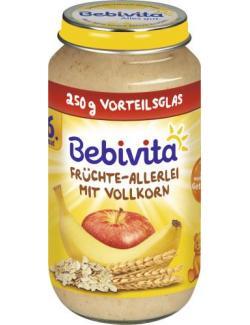 Bebivita Früchte-Allerlei mit Vollkorn