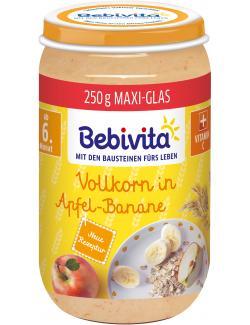 Bebivita Vollkorn in Apfel-Banane