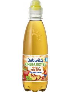 Bebivita Kinder Eistee Apfel-Pfirsich mit Melissentee