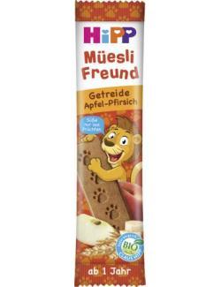 Hipp Müesli Freund Getreide & Apfel-Pfirsich