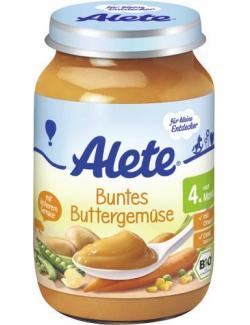 Alete Buntes Buttergemüse