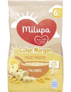 Milupa Guten Morgen Milchbrei Milde Früchte