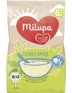 Milupa Getreidebrei Feiner Grieß