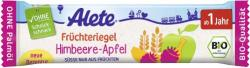 Alete Früchteriegel Himbeere-Apfel ab 1 Jahr