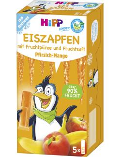 Hipp Kinder Eiszapfen Pfirsich-Mango