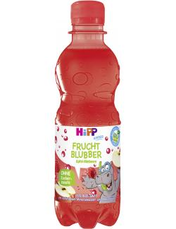 Hipp Kinder Frucht Blubber Apfel-Himbeere