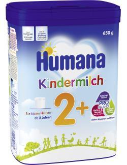 Humana 2+ Kindermilch