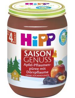 Hipp Saison Genuss Apfel-Pflaumenpüree mit Dörrpflaume