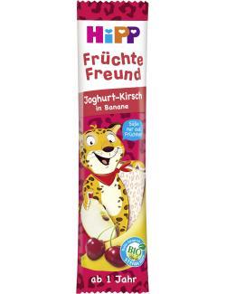 Hipp Früchte Freund Leopard Joghurt-Kirsch in Banane