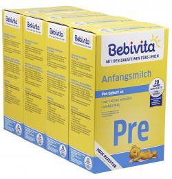 Bebivita Pre Anfangsmilch von Geburt an