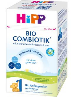Hipp Bio Combiotik Bio Anfangsmilch 1
