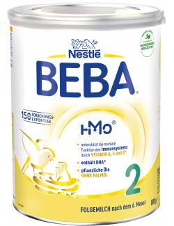 Nestlé Beba Säuglingsmilch 2 nach dem 6. Monat
