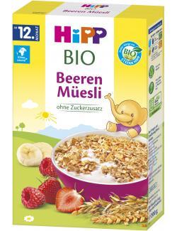 Hipp Bio Beeren-Müesli ab 12. Monat