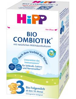 Hipp Bio Combiotik Folgemilch 3
