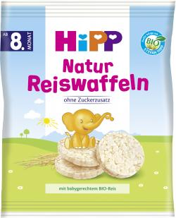 Hipp Natur Reiswaffeln