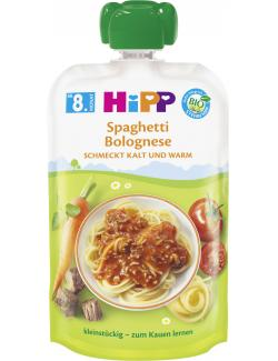 Hipp Spaghetti Bolognese Quetschbeutel