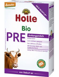 Holle Demeter Bio Pre Anfangsmilch von Geburt an