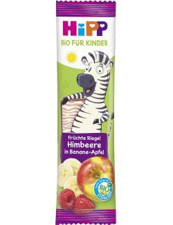 Hipp Früchte Riegel Himbeere in Banane-Apfel