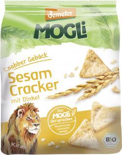 Mogli Demeter Knabbergebäck Sesam Cracker