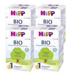Hipp Bio Anfangsmilch 1