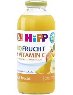 Hipp Bio Frucht + Vitamin C Multifrucht