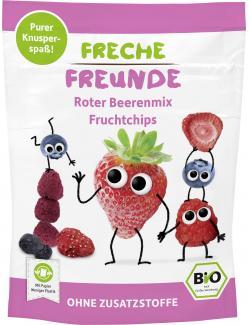 Freche Freunde Fruchtchips Roter Beerenmix