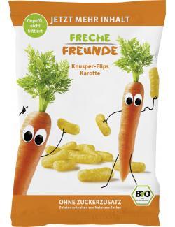 Freche Freunde Knusper-Flips Karotte