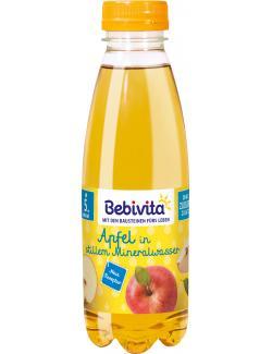Bebivita Apfel in stillem Mineralwasser